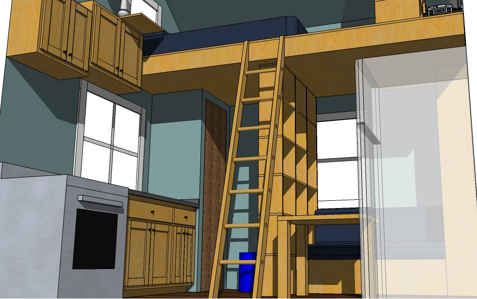 Tiny Eco House Plans - by Keith Yost Designs Cad Design Tiny House Html on tiny house sketch up, tiny house fad, tiny house blueprints, tiny house 3d model,