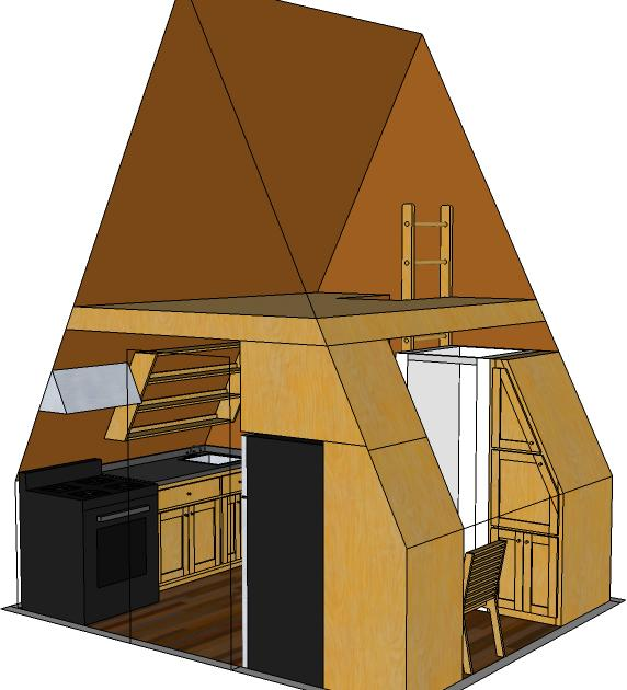 tiny eco house plans by keith yost designs. Black Bedroom Furniture Sets. Home Design Ideas